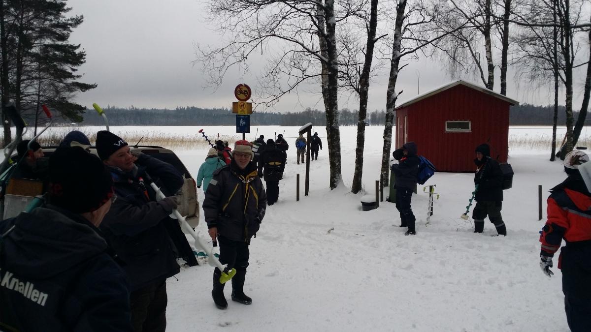 Grytteredssjön Sjuhäradsmästerskap!
