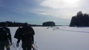 Rekordfiske på Sporrsjön!